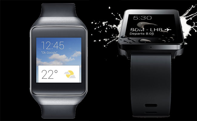 I'm watch : Android powered smartwatch