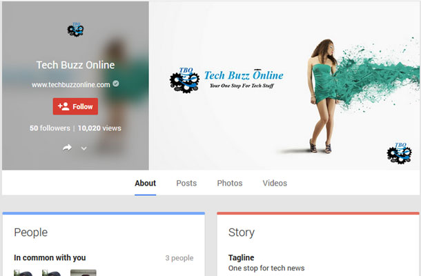 Google Plus Pages and Brand Promotion