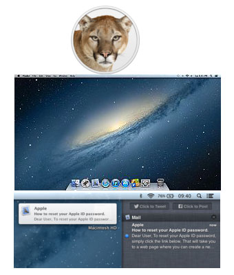 MAC OS X 10.8 in pipeline? Apple silent