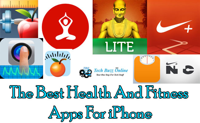 best iphone fitness apps iphone apps the best health and fitness apps 13618