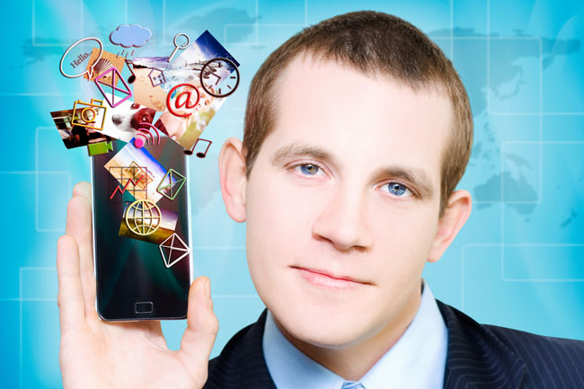 Mobile Applications Sweeping Offices