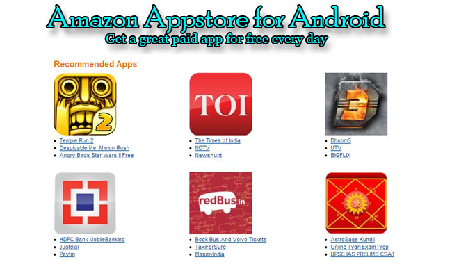 Developers Make More Money through Amazon Appstore