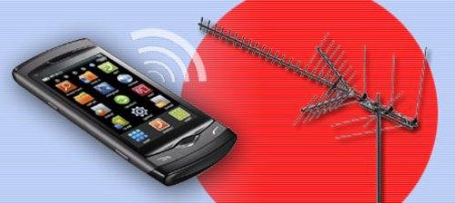 Eavesdropping Antennas: Smartphones Fall Prey
