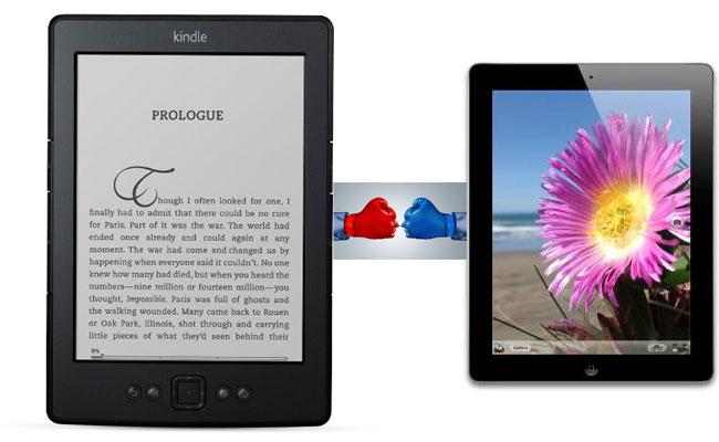 EBook Reader Apps Vs The iPad: A Quick Comparison