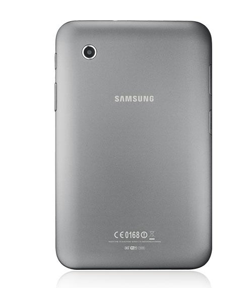 The Samsung Galaxy Tab 2 (7.0)