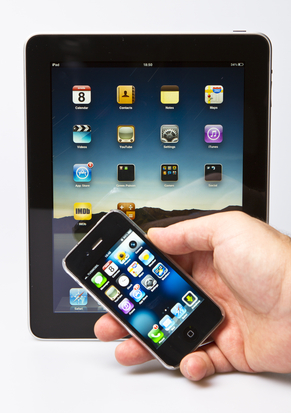 Migration of Apps from the iPhone to the iPad