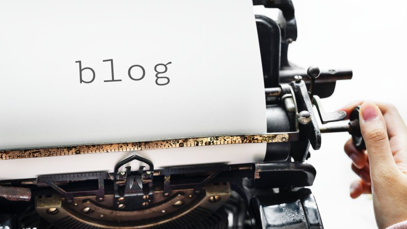Blogging Tips Which Makes You Different From Others