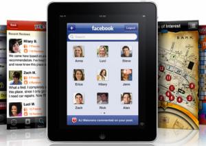 ipad facebook  apps