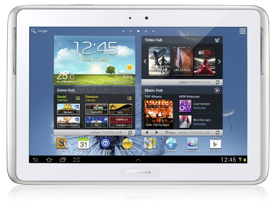 Samsung Galaxy Note 800 Review: Can It Make A Difference In The Tablet World?