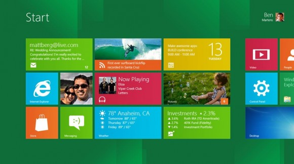 Windows 8 Make The Most Of The Tiled Interface