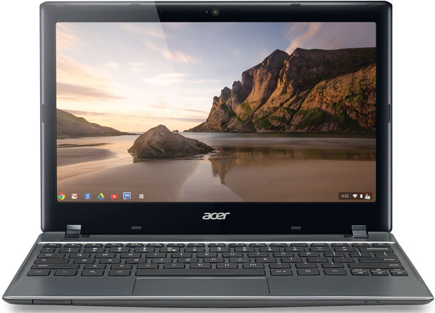 Acer C7 Chromebook Review: Affordable, Great Google Integration