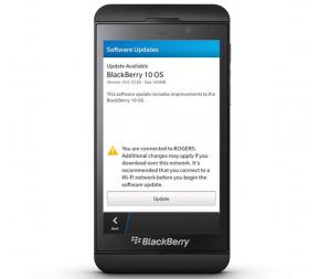BlackBerry Juices Z10 Smartphone With OTA Software Update