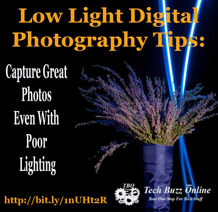 Low Light Digital Photography Tips: Capture Great Photos Even With Poor Lighting
