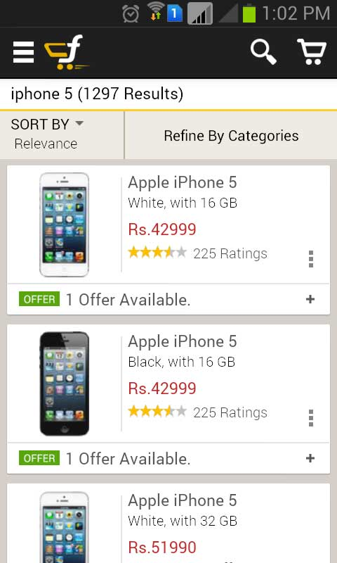 Flipkart App For Android Phones: Finally For All Droid Shoppers