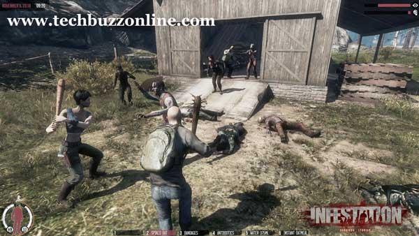 Infestation: Survivor Stories [Previously called The War Z]
