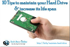 10-Tips-to-maintain-your-Hard-Drive-and-increase-its-life-span