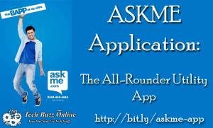 ASKME-Application
