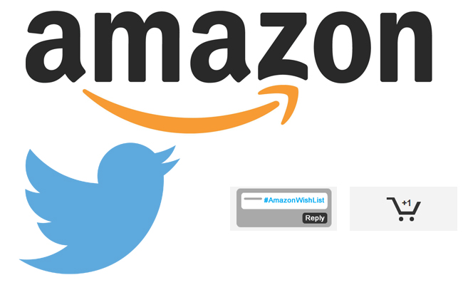 Amazon releases second Twitter hashtag for buyers