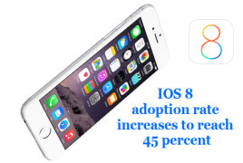 IOS-8-adoption-rate-increases-to-reach-45-percent