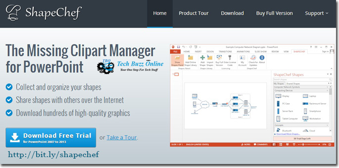 Make better PowerPoint presentations with the new ShapeChef