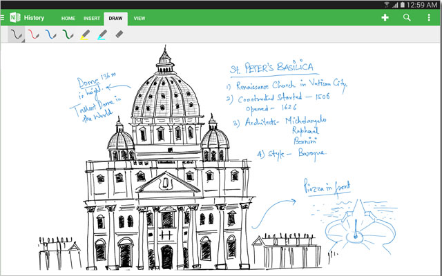 Microsoft-updates-OneNote-for-Android-and-Windows