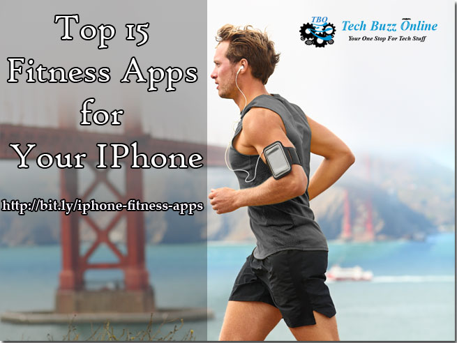 Top 15 Fitness Apps for Your IPhone