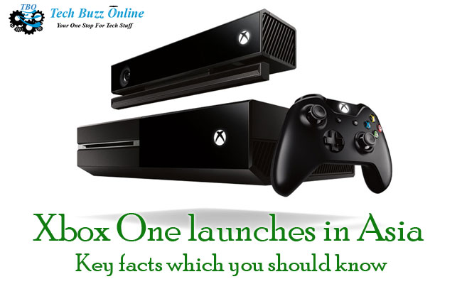 Xbox One launches in Asia: Key facts which you should know