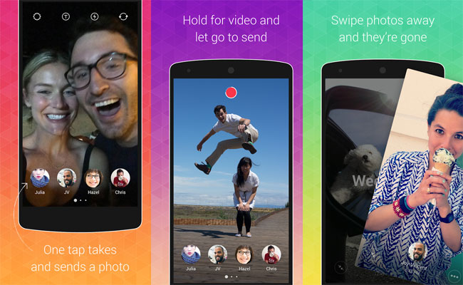 Instagram launches ephemeral messaging app Bolt just in 3 countries