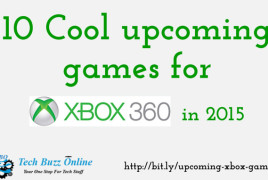 10 Cool upcoming games for Xbox 360 in 2015