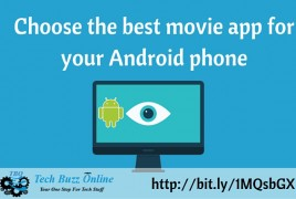 Choose the best movie app for your Android phone
