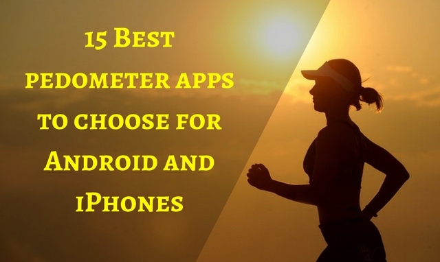 15 Best Pedometer Apps to Choose for Android and iPhones