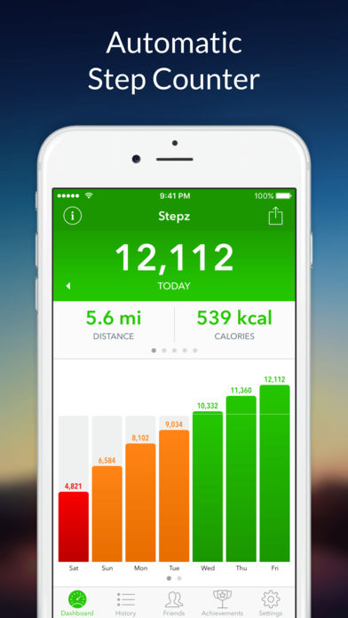 15 Best Pedometer Apps to Choose for Android and iPhones ...