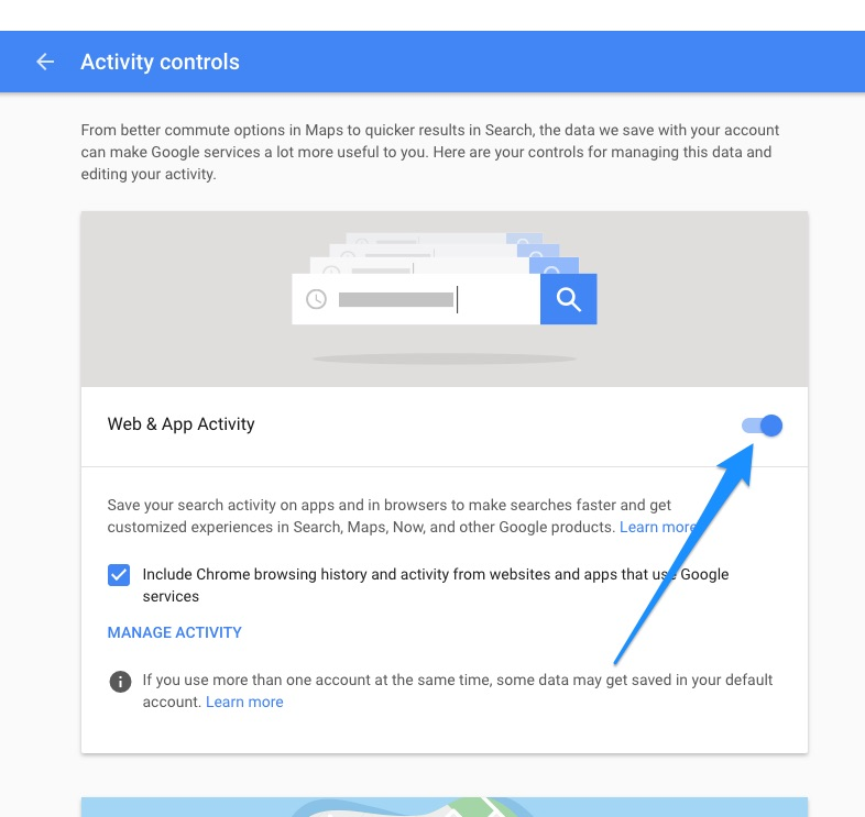 activity controls 1
