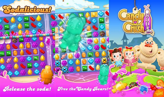 Candy Crush: Soda saga