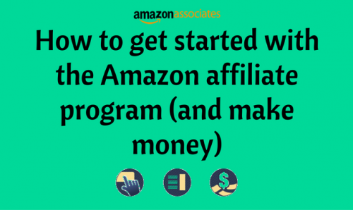 How to make money with the Amazon affiliate program?