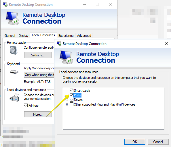 How do you go about managing multiple remote desktops at the same time?
