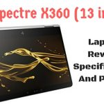 HP Spectre X360 Laptop Review