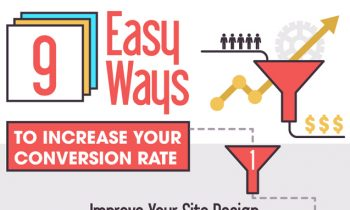 Increase your website's conversion rate using these 9 tips