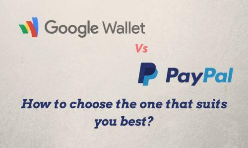 Google Wallet vs. PayPal