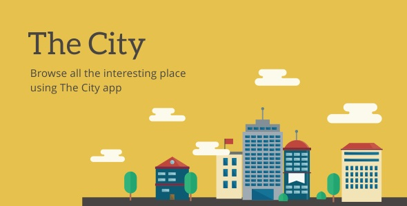 city android app