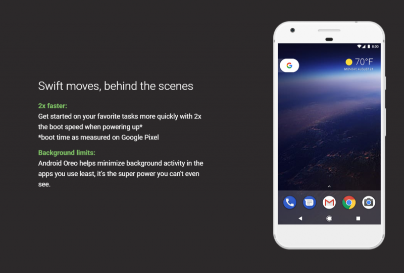 Android O Features 1