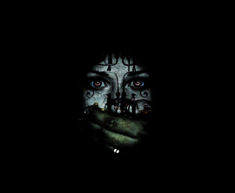 Hidden Scary