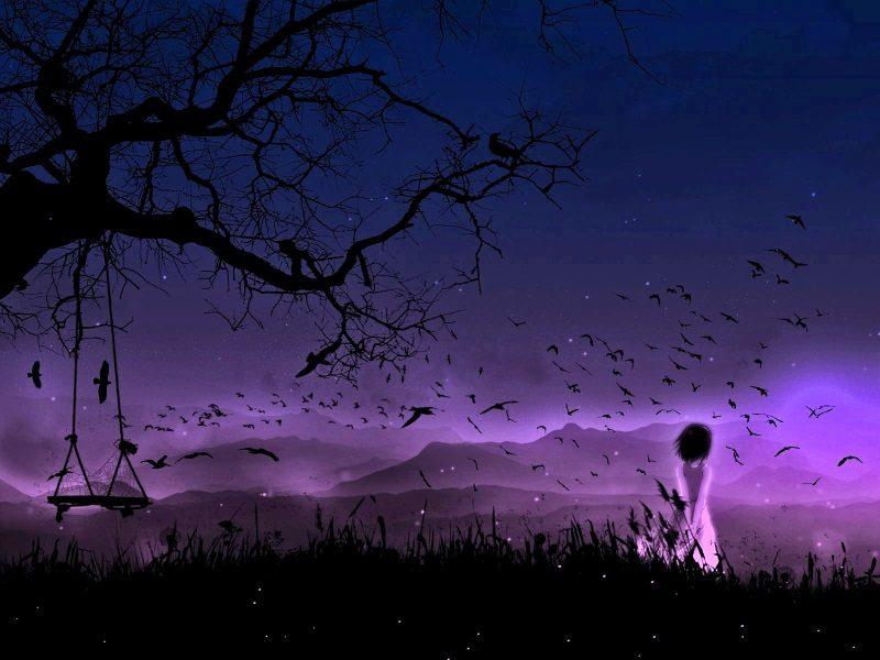 Tragic Gothic Background