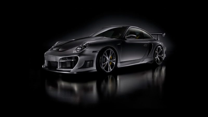 Porsche Street Racing