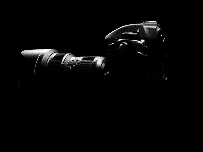Dark Magic Camera