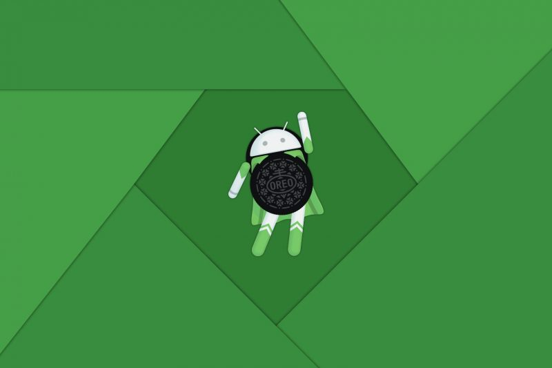 android o wallpaper green