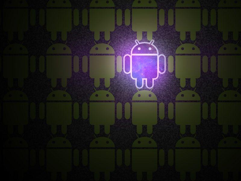 Dark Themed Android Wallpaper