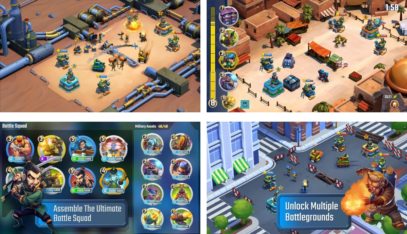 Top 10 Games Like Clash Royale and Best Alternatives to Play on Android