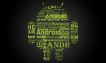Android Text Cloud Wallpaper