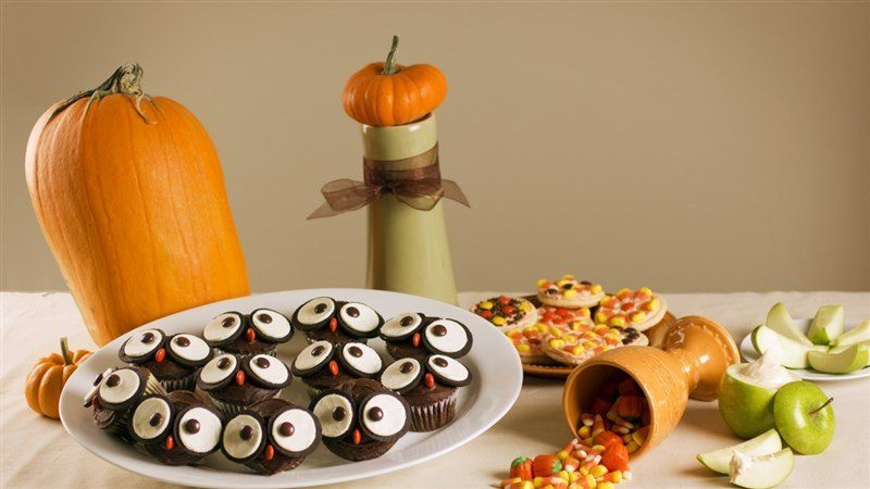 Halloween Treat Candies